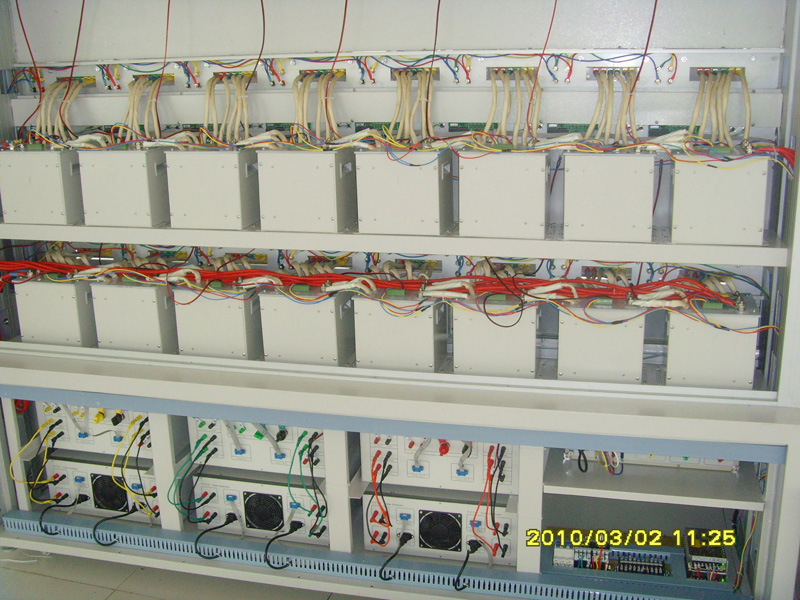 Meter Test Bench for Three Phase Energy Meter
