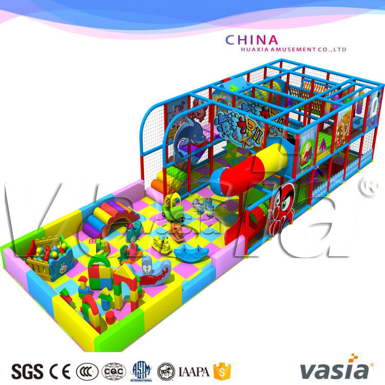 Shopping Mall Dubai Theme Commercial Use Children Playground for 4-12years pictures & photos