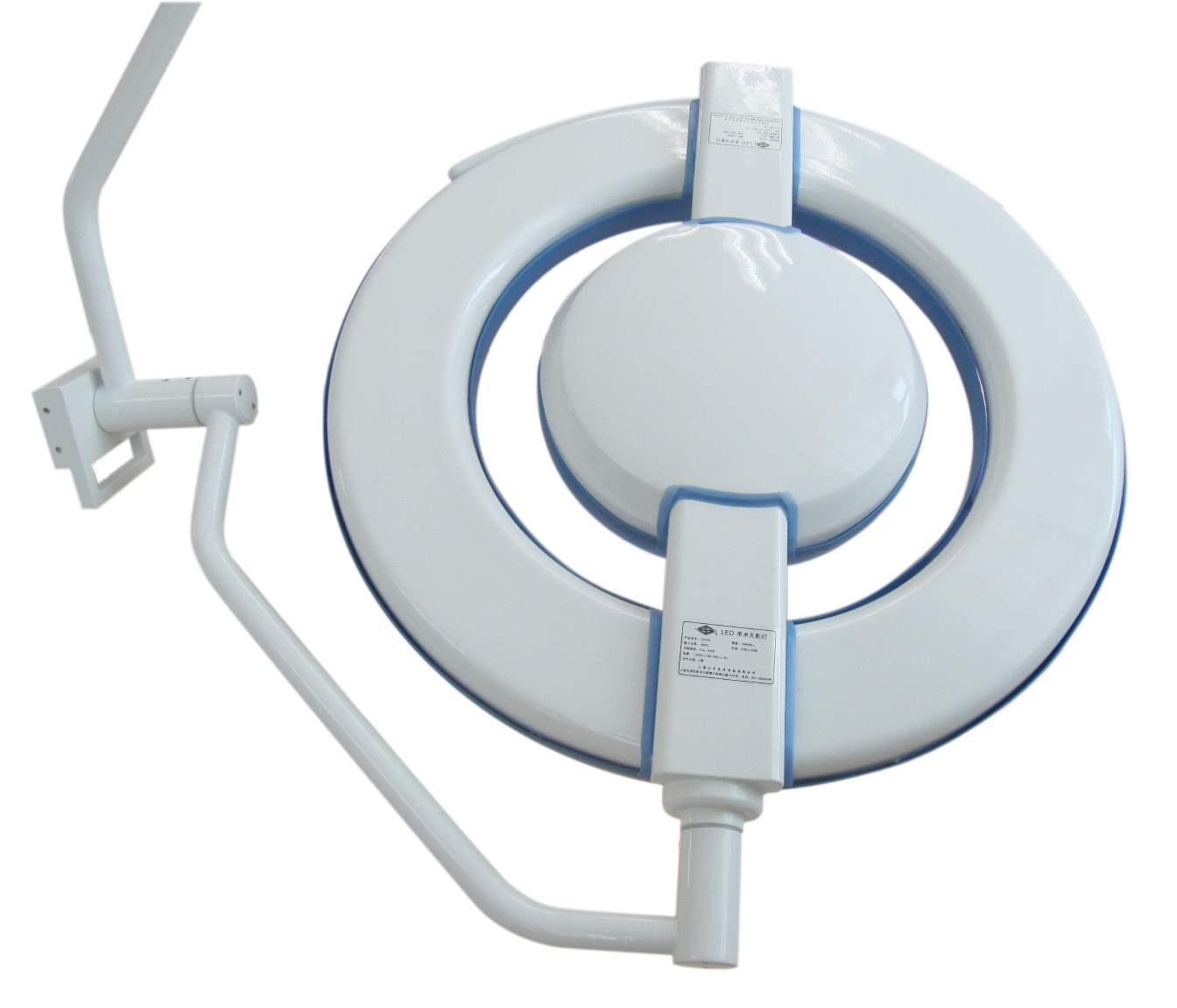 Double Dome Remote Control LED Shadowless Surgical Lamp pictures & photos