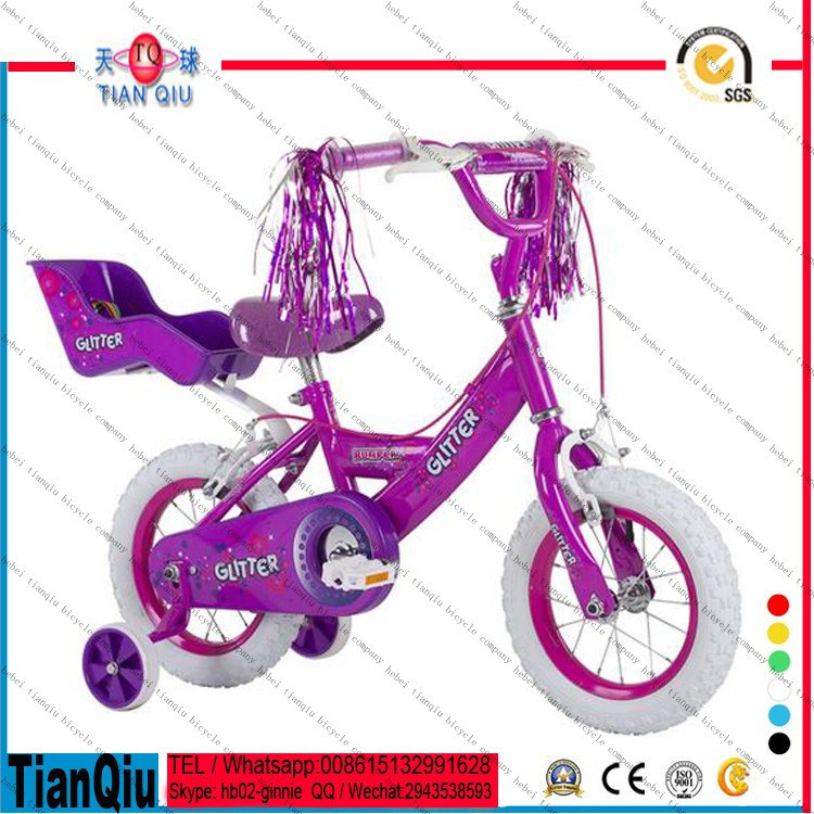 "12""/16""/20"" Safety Fashion Good Price Kids Bike/Exercise Children Bicycle/Baby Bike with Doll Seat pictures & photos"