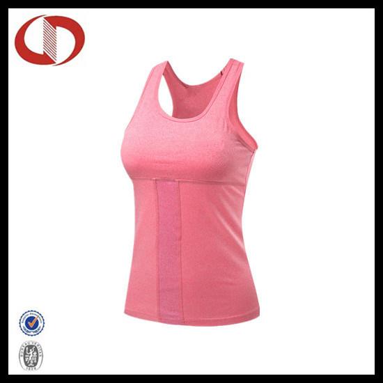 1bbcdd0c866 [Hot Item] Wholesale Custom Gym Sports Womens Clothes Yoga Wear Vest