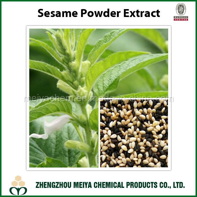 China Origin Sesame Seed Sesamum Indi Powder Extract