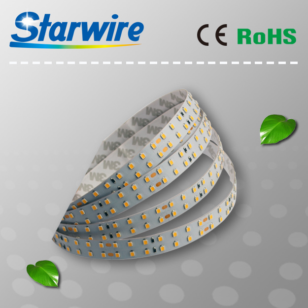 SMD2835-120LEDs/M LED Flexible Strip 19W/M (IP20 or IP65)