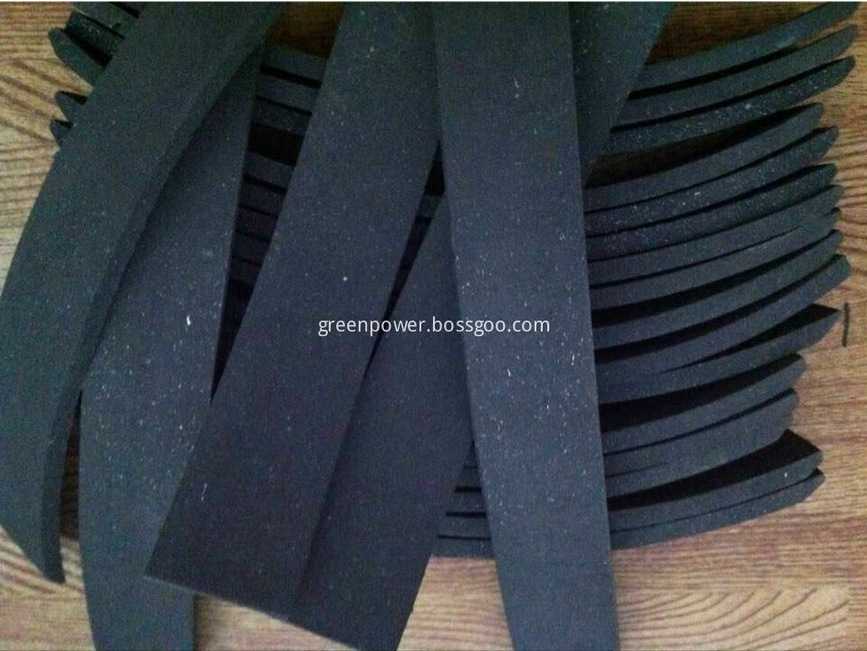 Non Asbestos Pressing Rubber Brake Lining Roll pictures & photos