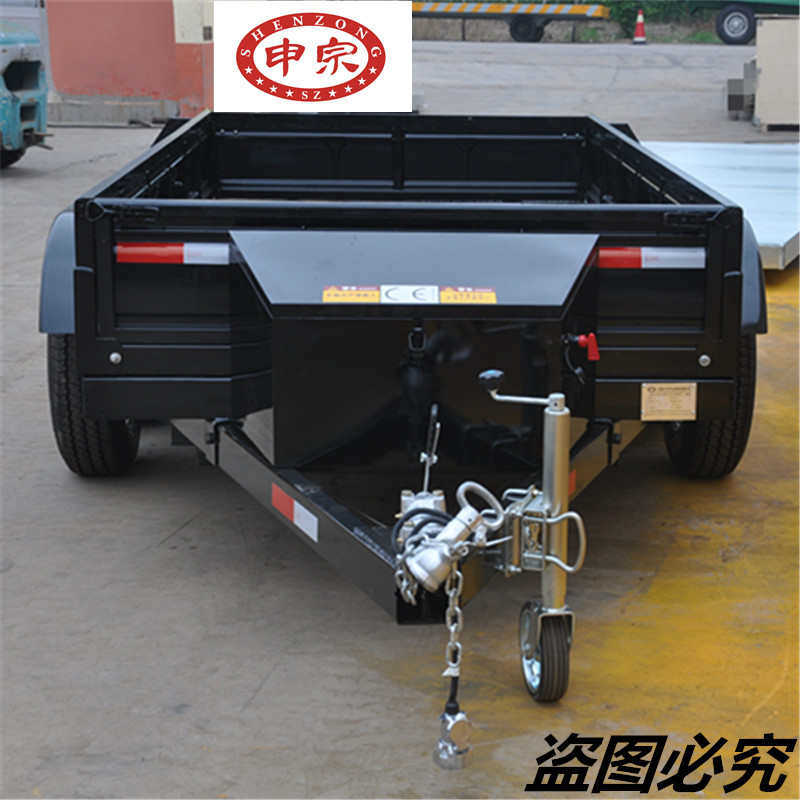 China Small Practical Transporter Tool Box Trailer Tent Camping Car ...
