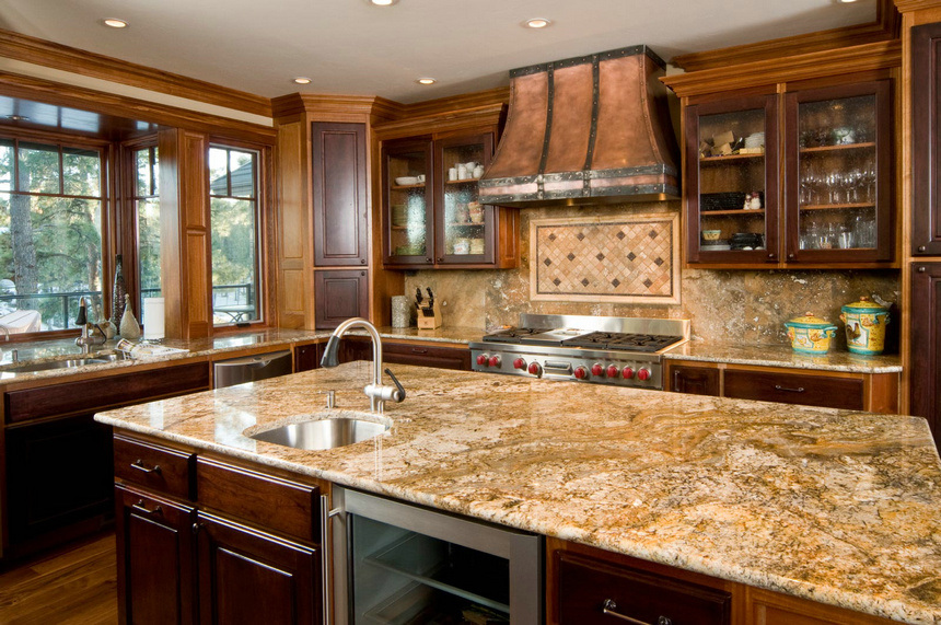 Engineered Quartz Kitchen