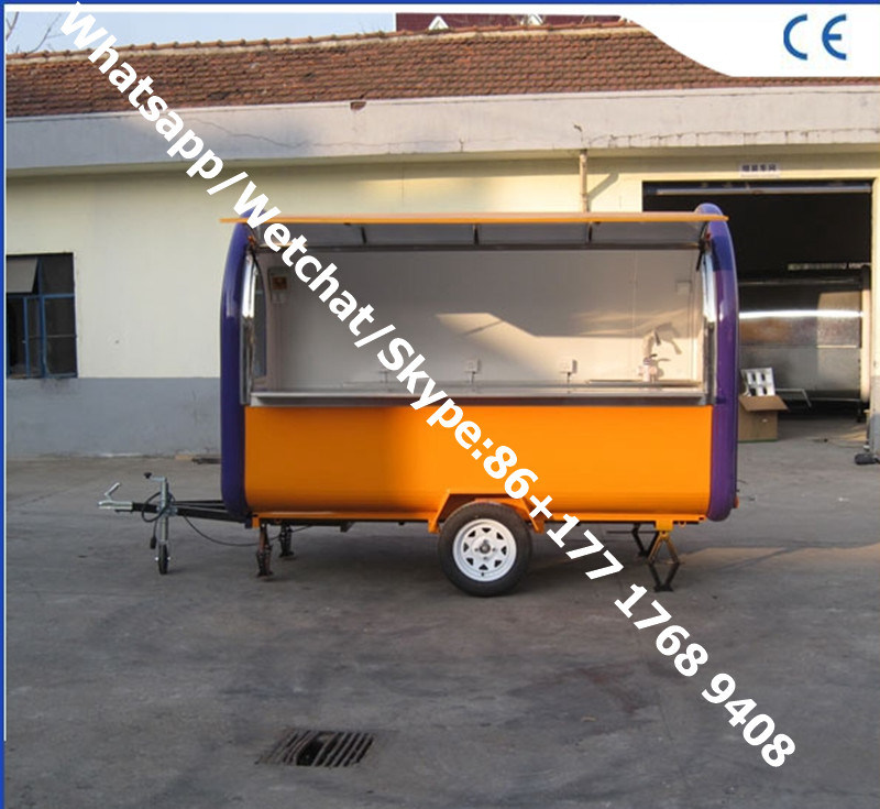 b0338b9ad7 China Used Food Trucks for Sale in Germany - China Food Trucks Mobile Food  Trailer