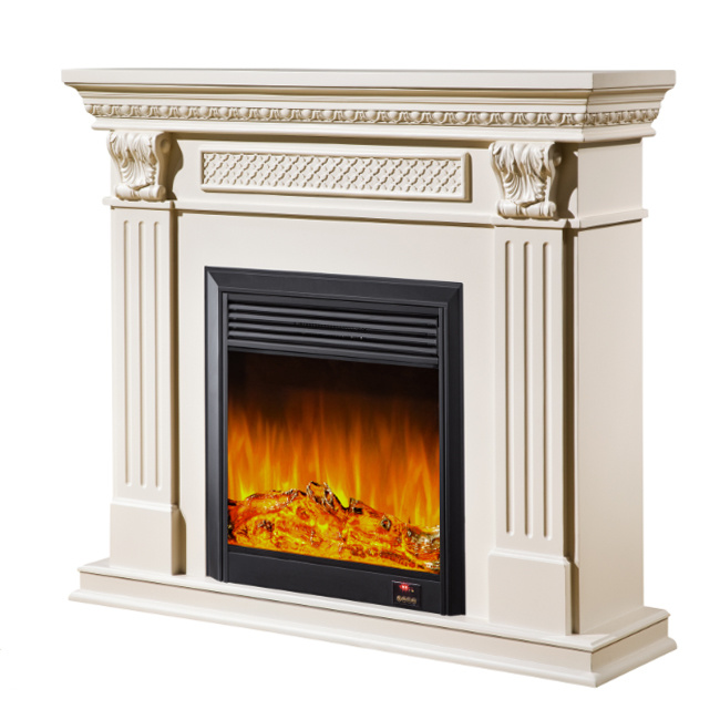 Hot Item Recessed Electric Stove Fireplace 3d Decor Flame Environment Friendly And Energy Saving