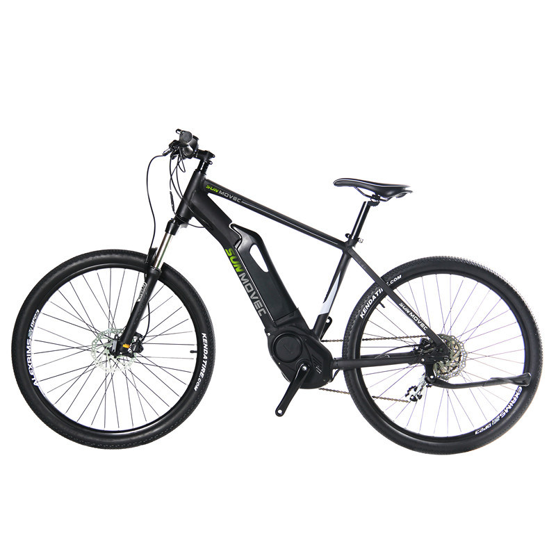 36V/250W Center Motor Ebike Electric Bike MID Drive Man Bike