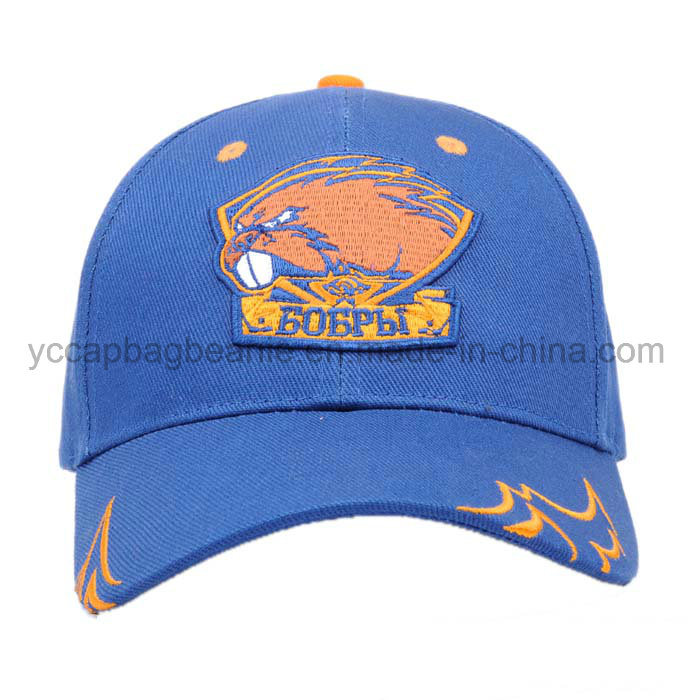 Wholesale 100%Cotton 6 Panel Cotton Golf Baseball Cap pictures & photos