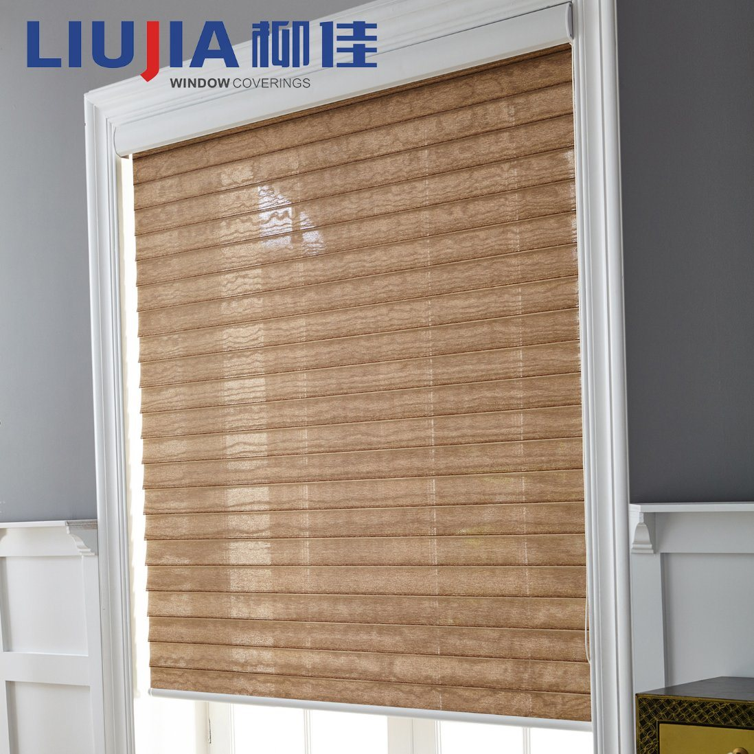 Chinese Drapery Curtains Sheer Shangri La Blinds/Shades   China Blind,  Window Blinds