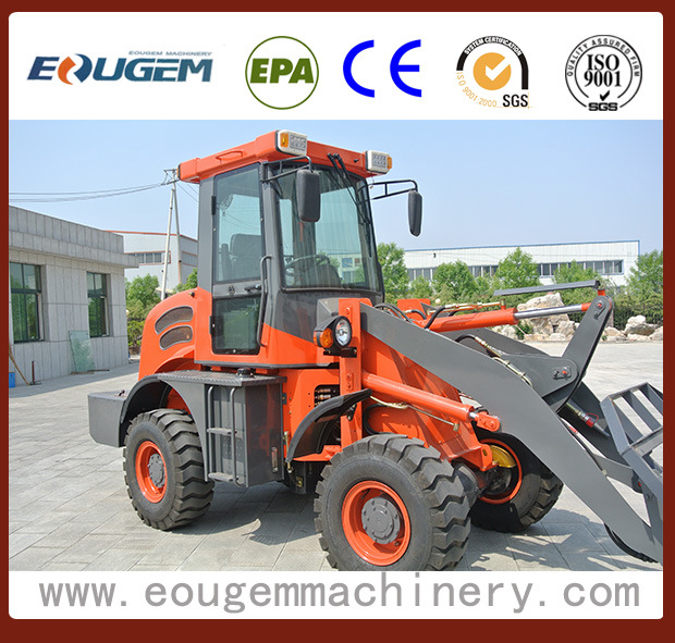 Zl16 Small Loader with EPA Engine pictures & photos