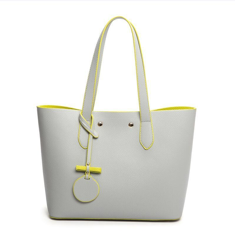 Fashion Elegant Women Handbag Tote Bag of Simplicity