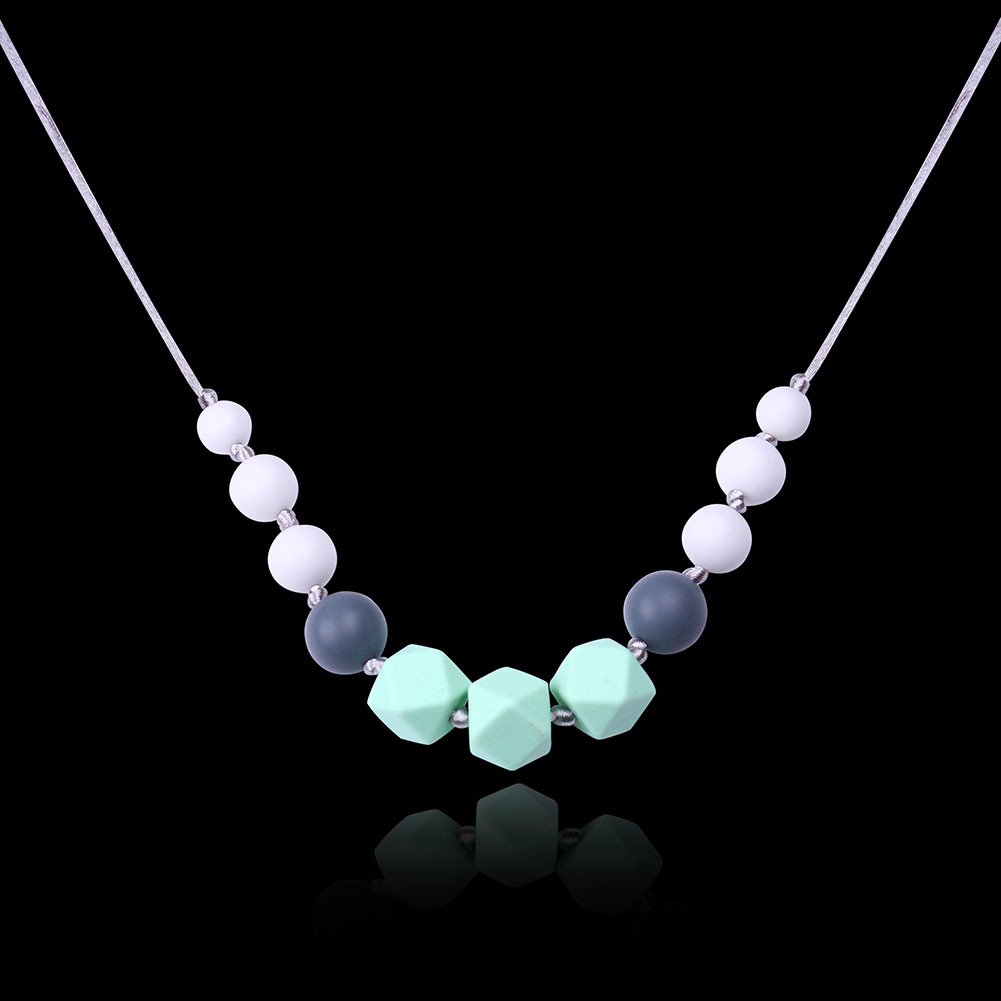 2017 Fashion Silicone Bead Necklace for Child for Women pictures & photos