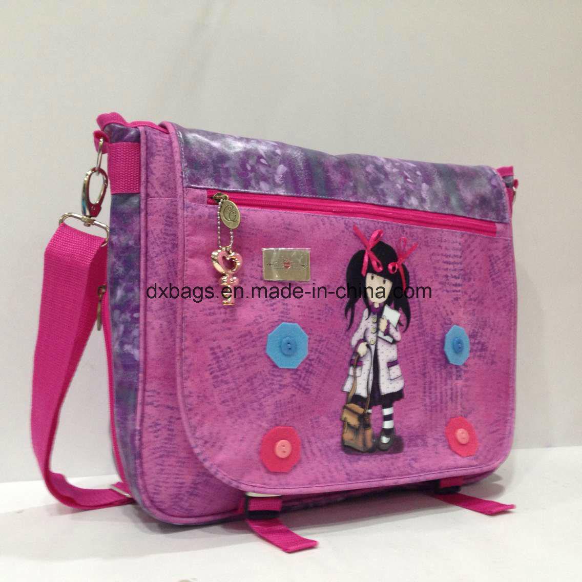 girl fancy school bag shoulder bag messager bag
