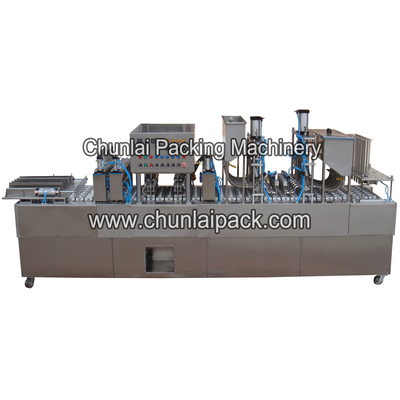Yoghurt Filling Sealing Machine (BG60A)