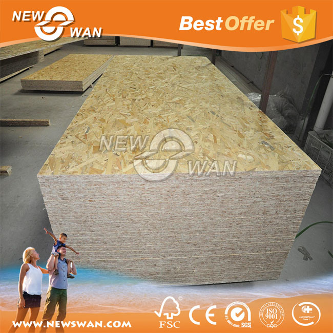 [Hot Item] Packing / Furniture Grade OSB Board -1/2/3 (Oriented Strand  Board)