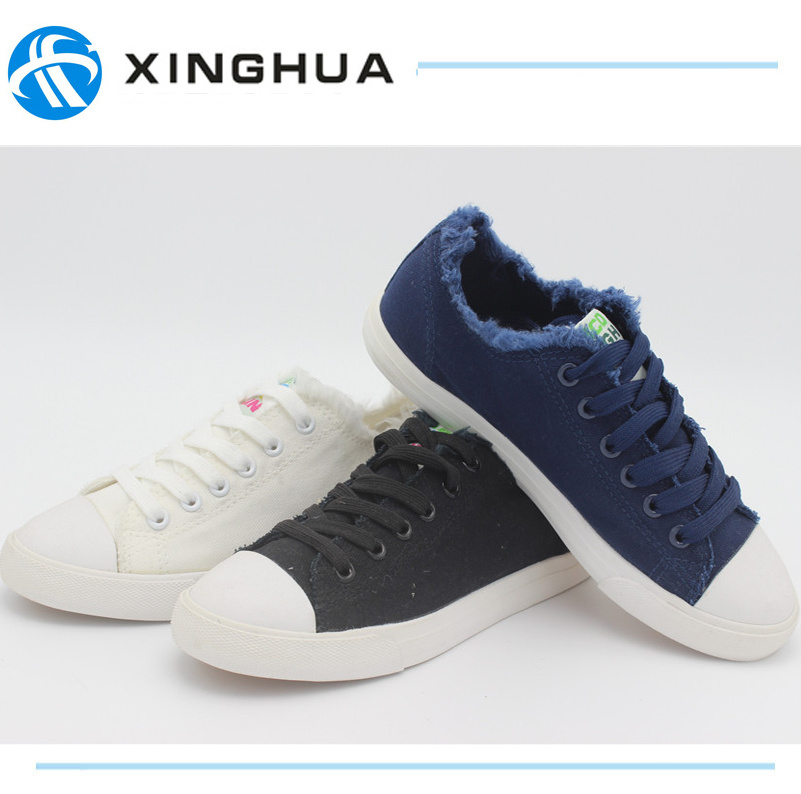 Best Price Canvas Shoes for Supplier