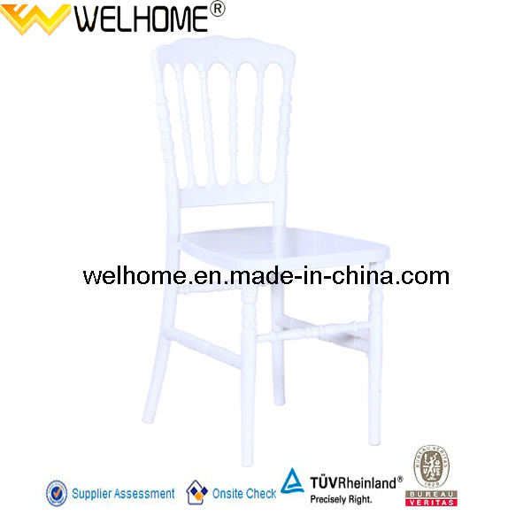 High Quality Wedding Resin Napoleon Chair for Hot Sale