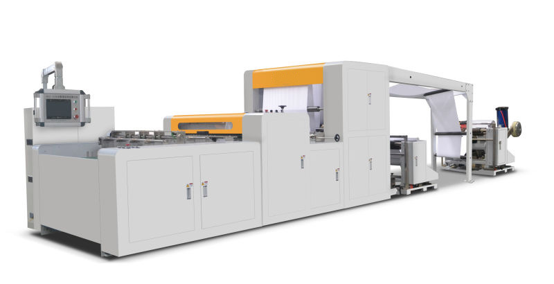 Automatic A3 A4 Copy Paper Sheeting Machine