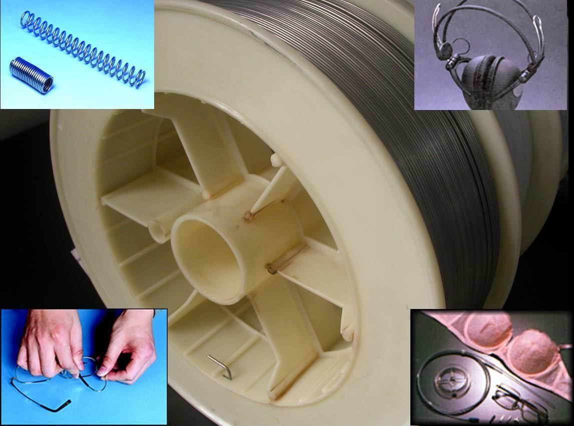 China Nitinol Wire - China Nickel Titanium, Nitinol