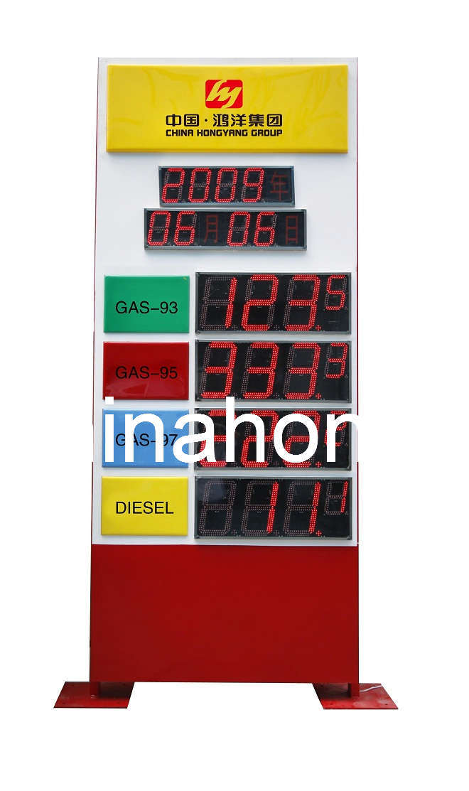 Product Oil Display (U220)