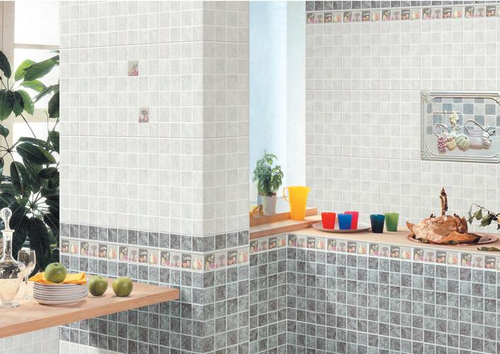 Ceramic Border Tiles Floor From Foshan