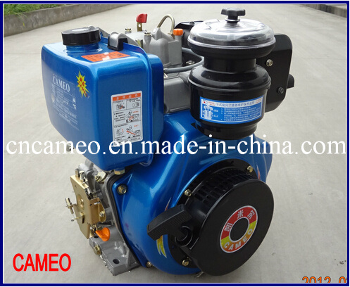 China Cp186f 8.6HP 406cc Single Cylinder 4 Stroke Diesel ...