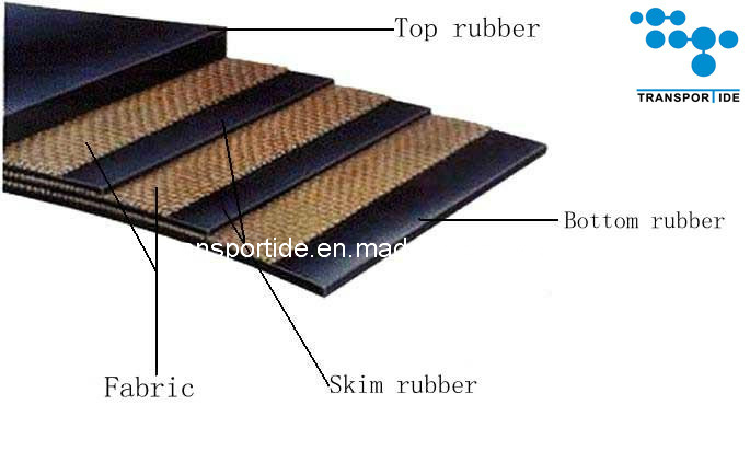 Conveyor Belts with High Strength Fabric (EP/NN/CC) pictures & photos