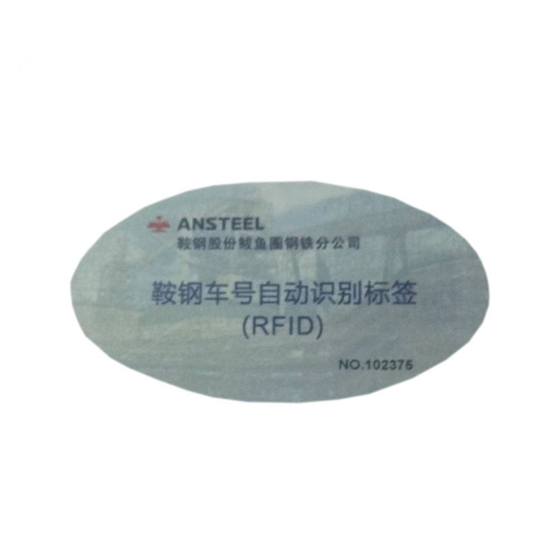 UHF Tamper Proof Alien H3 ISO18000 Windshield RFID Tag for Intelligent Transportation Systems pictures & photos