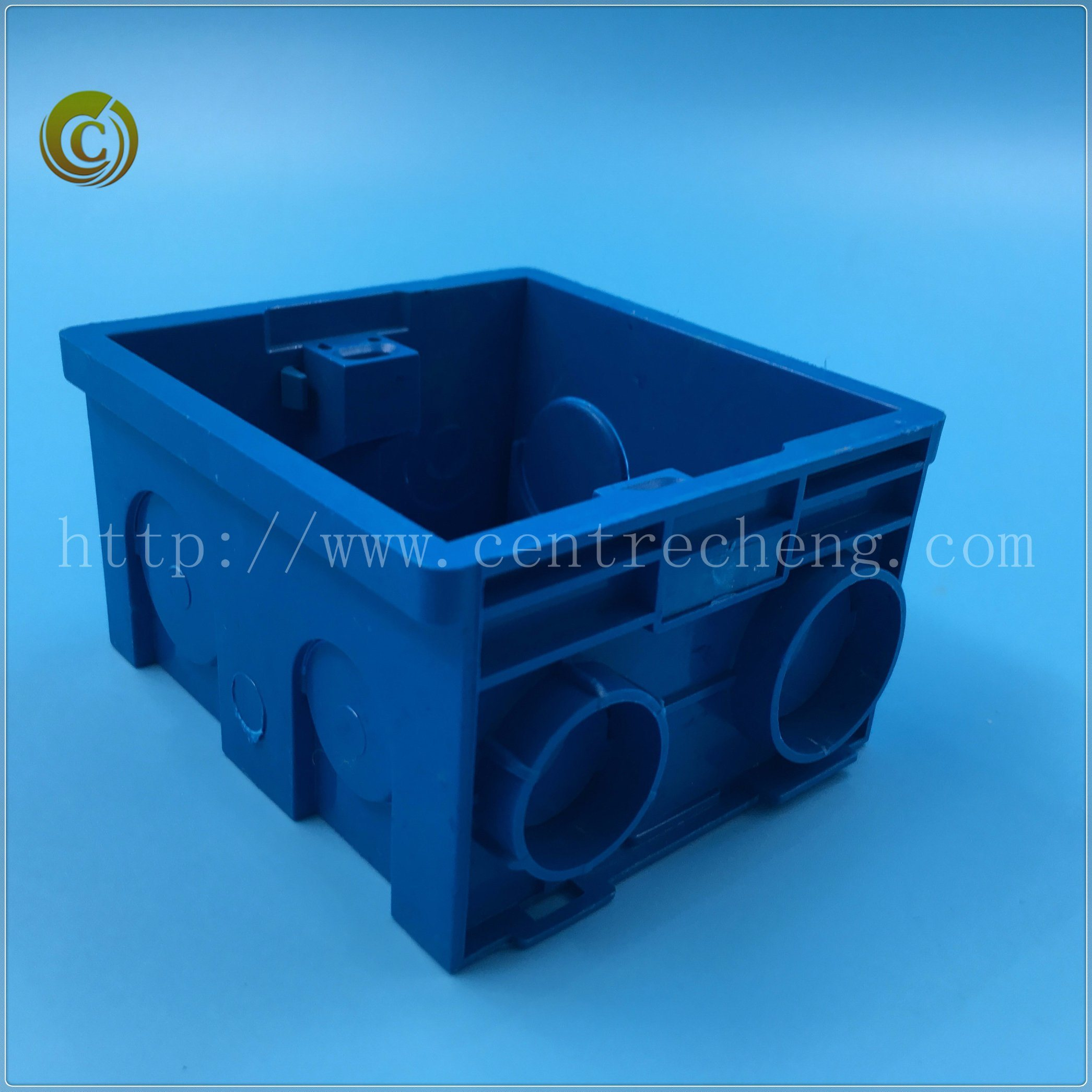 China Foshan Pvc Wall Mounted Switch Box Socket Electrcial Wire How To A Plug Junction Terminal