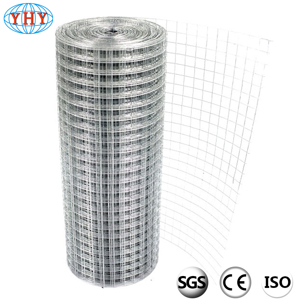 China Rust-Proof Zinc Coated 25mm Small Hole Welded Wire Mesh for ...