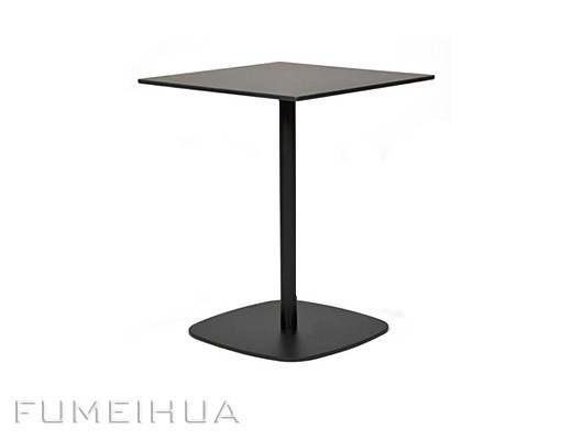 Waterproof Phenolic Resin Table Top With Stainless Steel Table Base