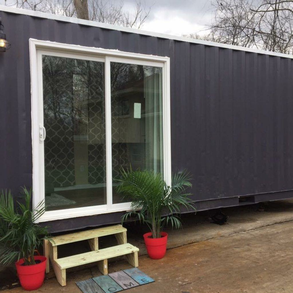 China 20FT Container/Tiny Home - China 20FT Container House, Mobile ...