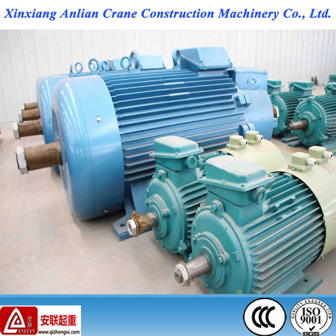 China 100% Copper Wire 22kw Wound Rotor AC Induction Electric Motor ...