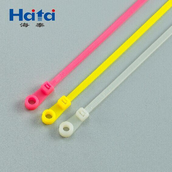Nylon 66 Fixed Cable Tie