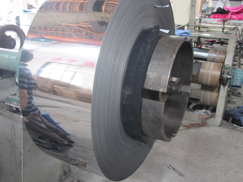410 Cold Rolled Stainless Steel Coil (Sm033)