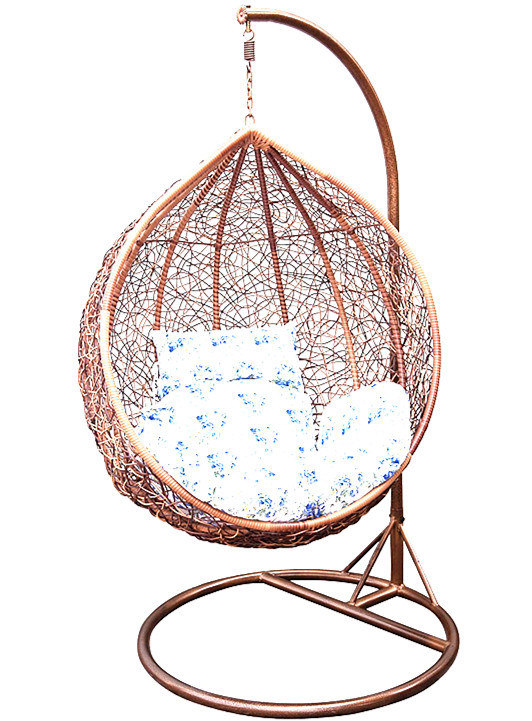 China 2018 Outdoor Furniture Relaxing Patio Round Hanging