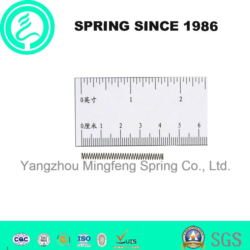 Variable Pitch Cylindrically Helical Spring Compression Spring Automobile Suspension Spring