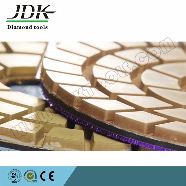 Floor Polishing Pad for Granite and Marble Polishing pictures & photos