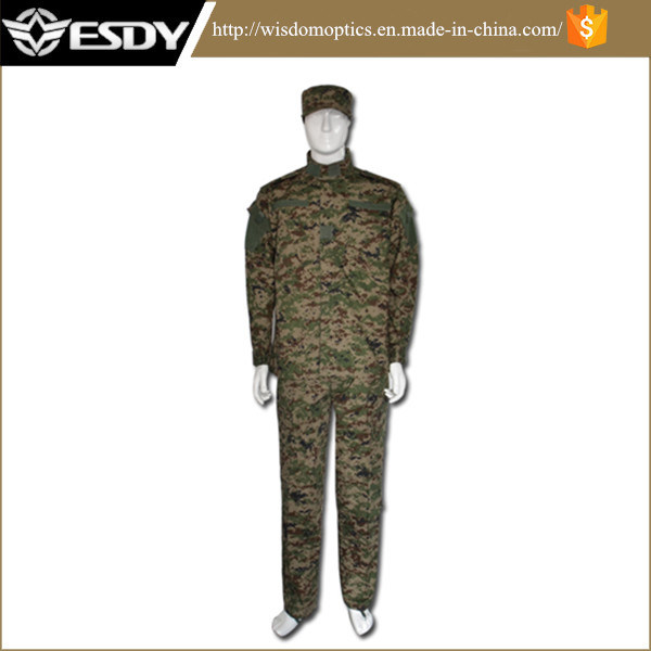 Russian Jungle Tactical Combat Camouflage Military Uniform Hunting Suit
