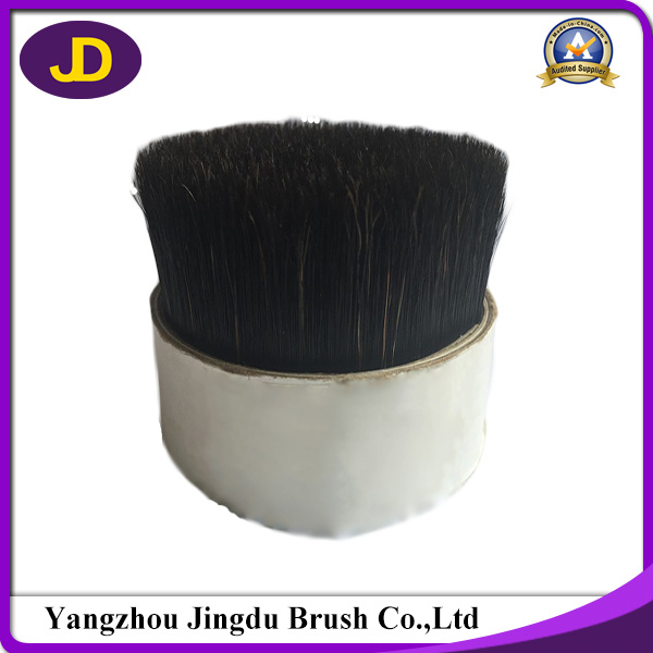 Natural Black 57mm 90% Tops Pig Boiled Bristle