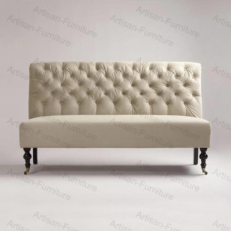 Superb China Leather Chesterfield Loveseat Sofa For Club Diner Frankydiablos Diy Chair Ideas Frankydiabloscom