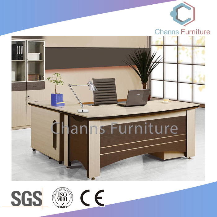 China Office Furniture Suppliers Modern L Shaped Computer Desk