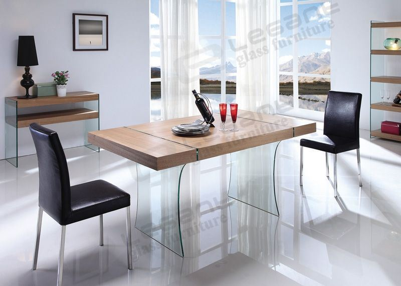 Delicieux China Tempered Glass Dining Table, MDF Dining Table   China Glass Dining  Table, Dining Furniture