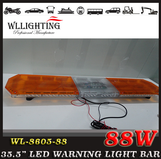 LED Police Car Lightbar, Warning Lightbar