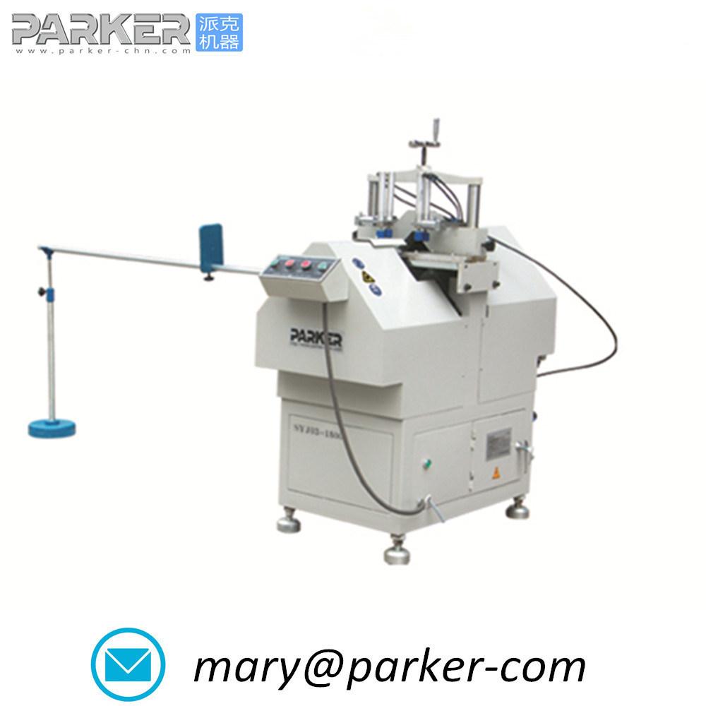 China PVC Window Machine Plastic Glazing Bead Cutting Saw - China ...