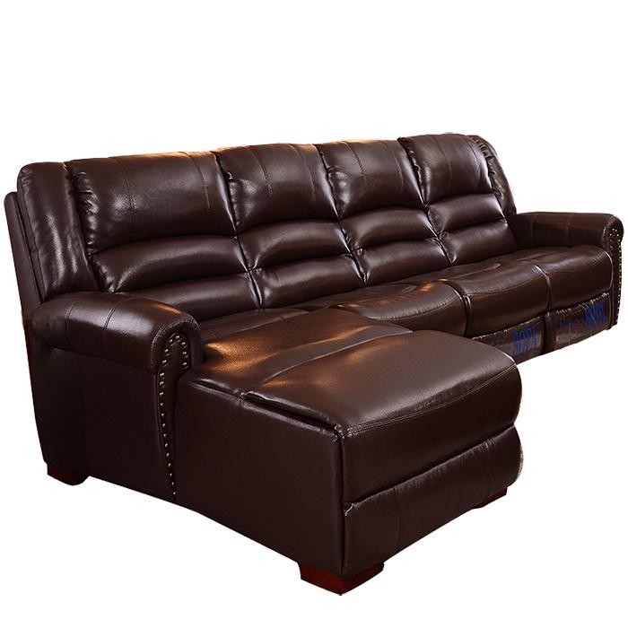 Recline Sectional Sofa Set Yellow