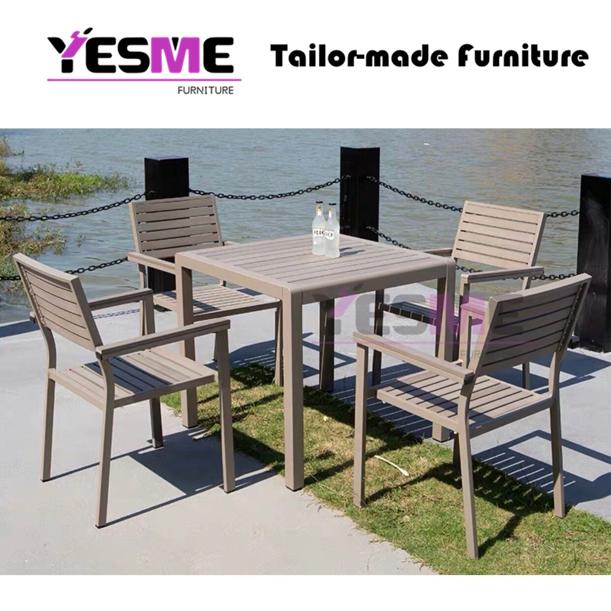 Outdoor Garden Commercial Furniture