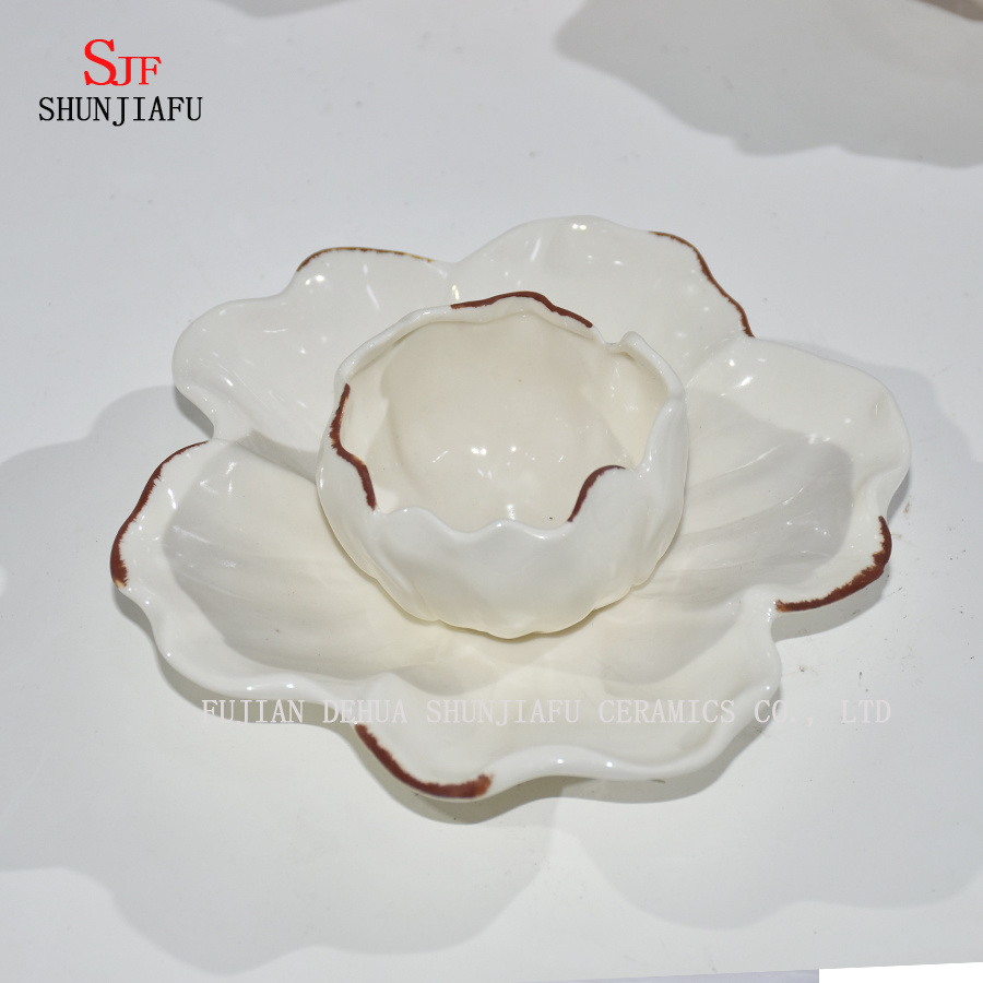 China more color lotus flower shape tealight candle holder ceramic more color lotus flower shape tealight candle holder ceramic candlestick mightylinksfo
